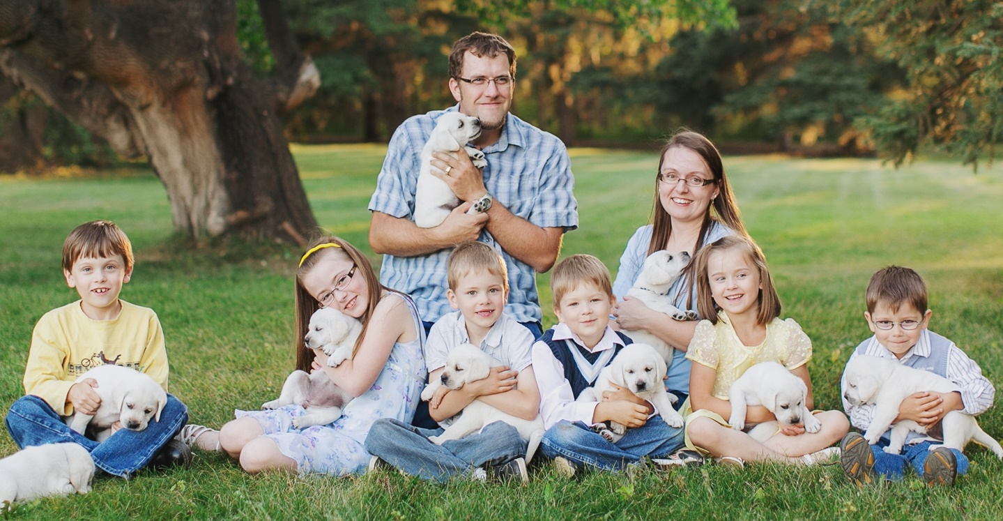 Ace Labradors Family
